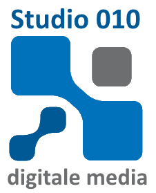 Logo Studio 010 - Digitale Media